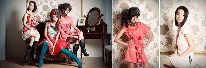 Дизайн и разработка коллекций одежды
