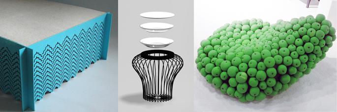 Дизайн и проектирование мебели и других предметов интерьера на заказ