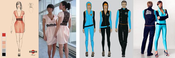Разработка одежды для промо-акций и рекламных компаний